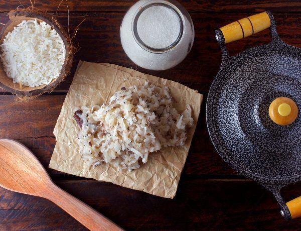 dulce de coco keto