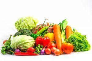 Vegetales keto