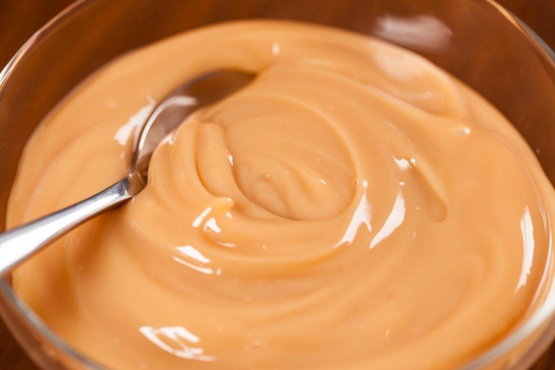 arequipe o dulce de leche versión keto