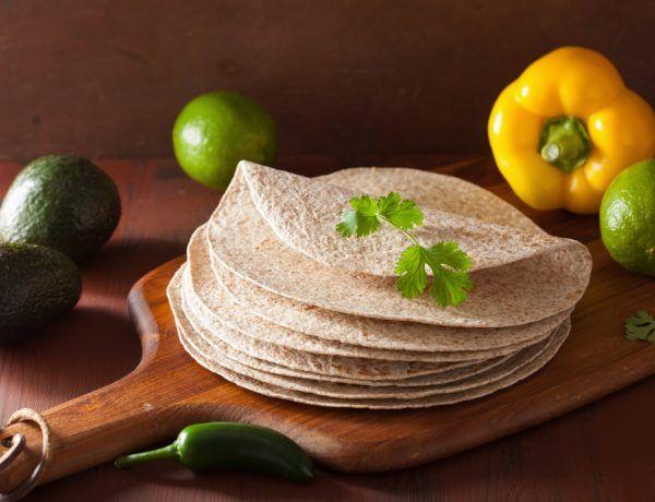 tortillas de linaza keto