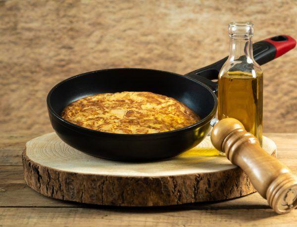 tortilla española keto